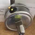 Đồng hồ đo áp suất chân sau lưng chính hãng Wika
