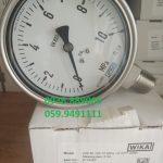 Đồng hồ áp suất Wika chính hãng tại Hà Nội giá tốt
