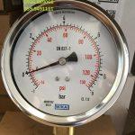 Đồng hồ áp suất Wika Châu Âu EN 837-1