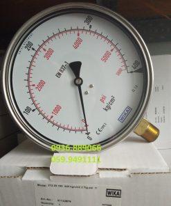 Wika F160 0-400 kg